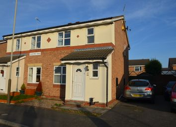 Thumbnail 3 bedroom semi-detached house to rent in Coleford Road, Off Barkbythorpe Road, Leicester