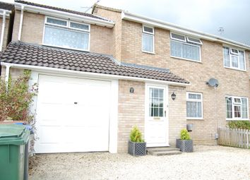 Thumbnail 5 bedroom semi-detached house for sale in Coleridge Close, Royal Wootton Bassett, Swindon