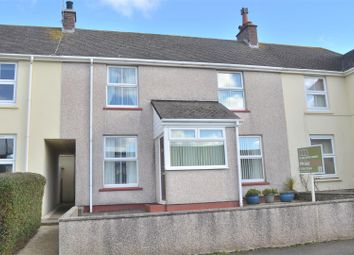 Thumbnail 2 bed terraced house for sale in Gibson Way, Porthleven, Helston