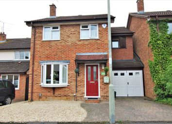 Thumbnail 4 bed detached house for sale in Clements Mead, Tilehurst, Reading