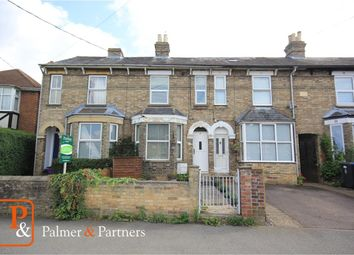 Thumbnail 2 bed terraced house for sale in Stanley Road, Sudbury