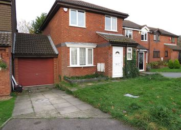 Thumbnail 3 bed detached house for sale in Harveys Hill, Luton