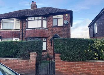Thumbnail 3 bed semi-detached house for sale in Yeadon Road, Manchester, Greater Manchester