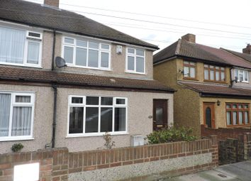 Thumbnail 3 bed semi-detached house to rent in Lavinia Road, Dartford