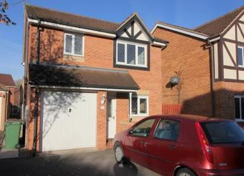 Thumbnail 3 bed detached house for sale in Western Gales Way, Normanton