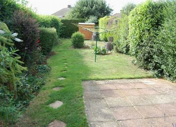 Thumbnail 2 bed semi-detached bungalow to rent in The Inlands, Daventry, Northampton