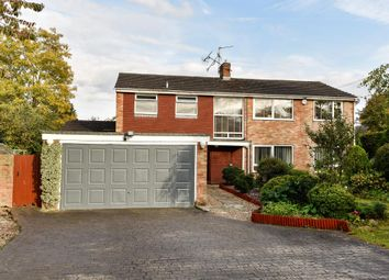 Thumbnail 5 bedroom detached house for sale in Sheephouse Road, Maidenhead