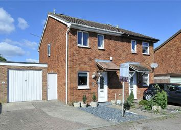 Thumbnail 2 bed semi-detached house for sale in Rye Walk, Broomfield, Herne Bay, Kent