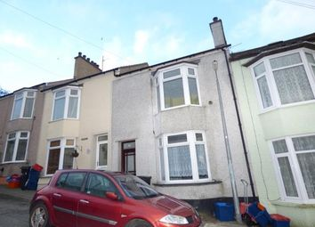 Thumbnail 2 bedroom terraced house for sale in Gilbert Street, Holyhead, Sir Ynys Mon