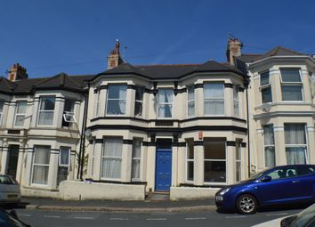 Thumbnail 1 bed flat to rent in Pentillie Road, Mutley, Plymouth