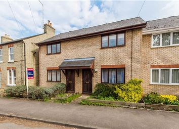 Thumbnail 2 bedroom terraced house for sale in Cambridge Road, Impington, Cambridge
