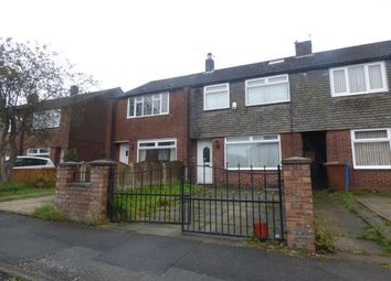Thumbnail 3 bed terraced house for sale in Blackbrook Road, Heaton Chapel, Stockport, Cheshire