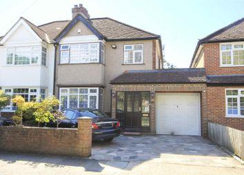 3 bed semi-detached house for sale in Long Lane, Hillingdon, Uxbridge UB10