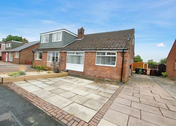 Thumbnail 3 bed semi-detached bungalow for sale in Ascot Road, Little Lever, Bolton