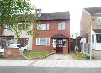 Thumbnail 3 bedroom end terrace house for sale in St. Neots Road, Romford