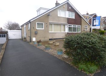 Thumbnail 3 bed semi-detached house for sale in Carlton Grove, Lower Edge, Elland