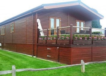 Thumbnail 2 bedroom lodge for sale in Lodge 1, Benson Waterfront, Wallingford