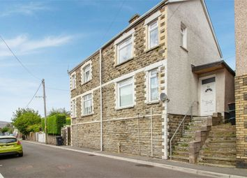 Thumbnail 3 bed semi-detached house for sale in Vivian Street, Abertillery, Blaenau Gwent