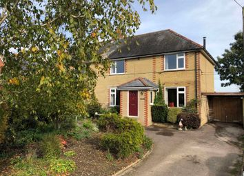 Carters Clay Road, Lockerley, Romsey SO51. 4 bed semi-detached house for sale