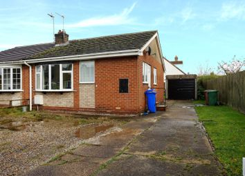 Thumbnail 2 bed semi-detached bungalow for sale in Willow Garth, Eastrington