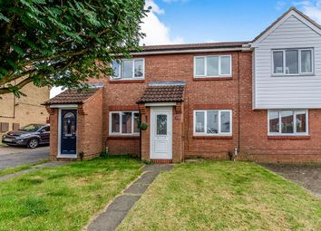 Thumbnail 2 bed terraced house for sale in Stag Road, Lordswood, Chatham
