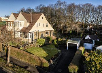 4 bed semi-detached house for sale in Reinwood Avenue, Oakes, Huddersfield HD3