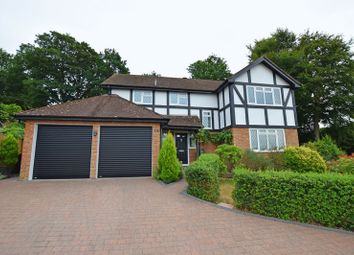 Thumbnail 4 bed detached house for sale in St Marys Garth, Buxted