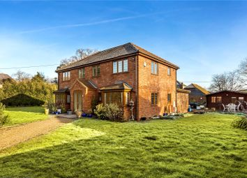 Thumbnail 4 bed detached house for sale in Burstow Lodge Farm, Rookery Lane, Smallfield, Horley