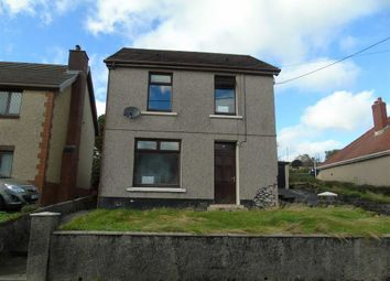 Thumbnail 3 bed detached house for sale in Greenfield Terrace, Llanelli, Carmarthenshire