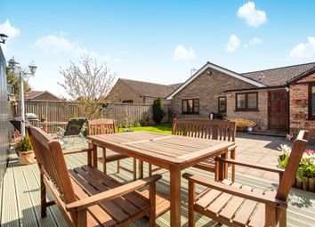 Thumbnail 2 bed detached bungalow for sale in Elwyndene Road, March