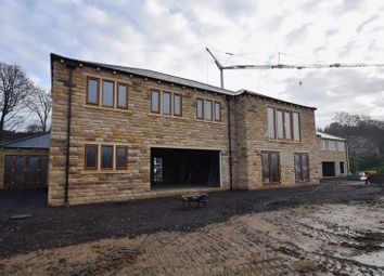 Thumbnail 5 bed detached house for sale in Barnsley Road, Newmillerdam, Wakefield