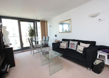 Thumbnail 1 bedroom flat to rent in Proton Tower, Canary Wharf