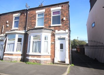 Thumbnail 3 bed end terrace house for sale in Illingworth Road, Preston