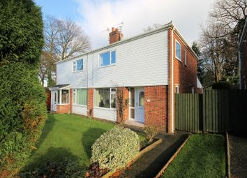 Thumbnail 3 bed property for sale in Sharston Crescent, Knutsford