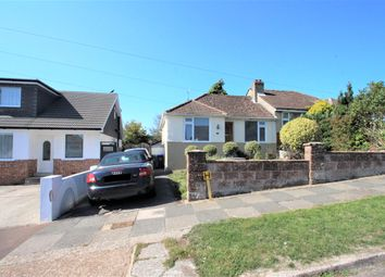 2 bed semi-detached bungalow to rent in Hillside Road, Sompting, Lancing BN15