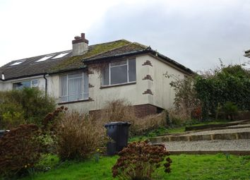 Thumbnail 2 bed semi-detached bungalow for sale in 18 Sparksbarn Road, Paignton, Devon