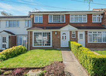 Thumbnail 3 bed terraced house for sale in Mierscourt Road, Rainham, Gillingham