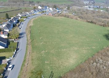 Land for sale in Heol Y Dderwen, Pontwelli, Llandysul SA44