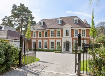 Thumbnail 6 bed detached house for sale in Earlswood House, Abbots Drive, Wentworth Estate, Virginia Water, Surrey