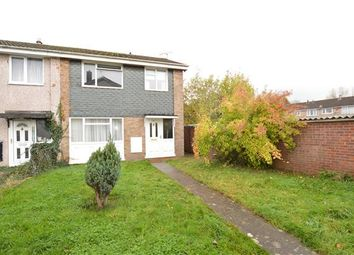 Thumbnail 3 bed end terrace house for sale in Cherington, Yate, Bristol