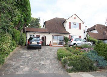 Thumbnail 4 bed detached house for sale in Kevington Drive, Chislehurst, Kent