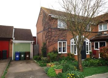 Thumbnail 3 bed end terrace house for sale in Chafford Hundred, Grays, Essex