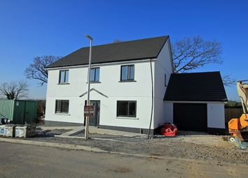 Thumbnail 4 bedroom detached house for sale in Maesglasnant, Cwmffrwd, Carmarthen, Carmarthenshire