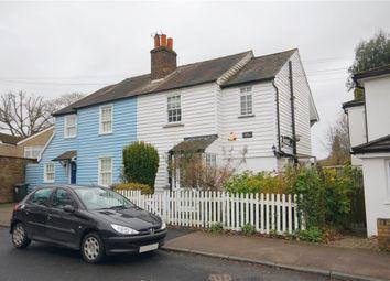 Thumbnail 4 bed semi-detached house for sale in The Rutts, Bushey Heath, Bushey