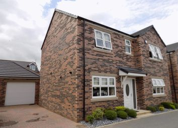 Thumbnail 4 bed detached house for sale in Lyndhurst Gardens, Ormesby, Middlesbrough