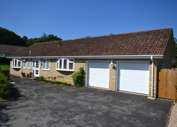 Thumbnail 4 bed detached bungalow for sale in Glebeford Close, Owermoigne, Dorchester