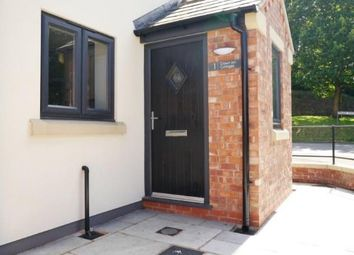 Thumbnail 2 bed end terrace house for sale in Crown Inn Cottages, Fingerpost Lane, Norley, Cheshire