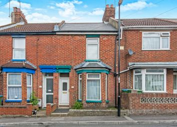 Thumbnail 2 bed terraced house for sale in Somerset Terrace, Southampton