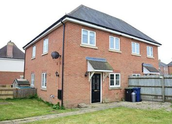 Thumbnail 1 bed property for sale in King John Road, Gillingham