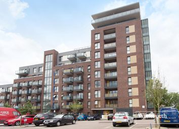 Thumbnail 2 bed flat for sale in Goshawk Court, 5 Shearwater Drive, London